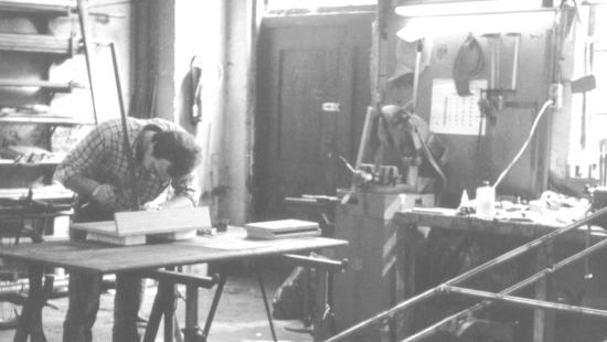 HONOR - Oude werkplaats-Landstraat Bussum 197