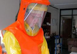 Beschermende kleding-Chemicalienkleding Tesimax