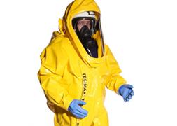 Beschermende-kleding Gaspakken Tesimax