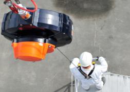 Valbeveiliging Valstopapparaten veilig werken op hoogte