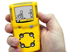 Enkelgas detectie apparaten draagbaar