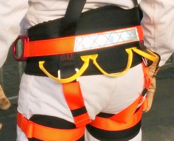 Veiligheidsharnas FBH-20 rope-access
