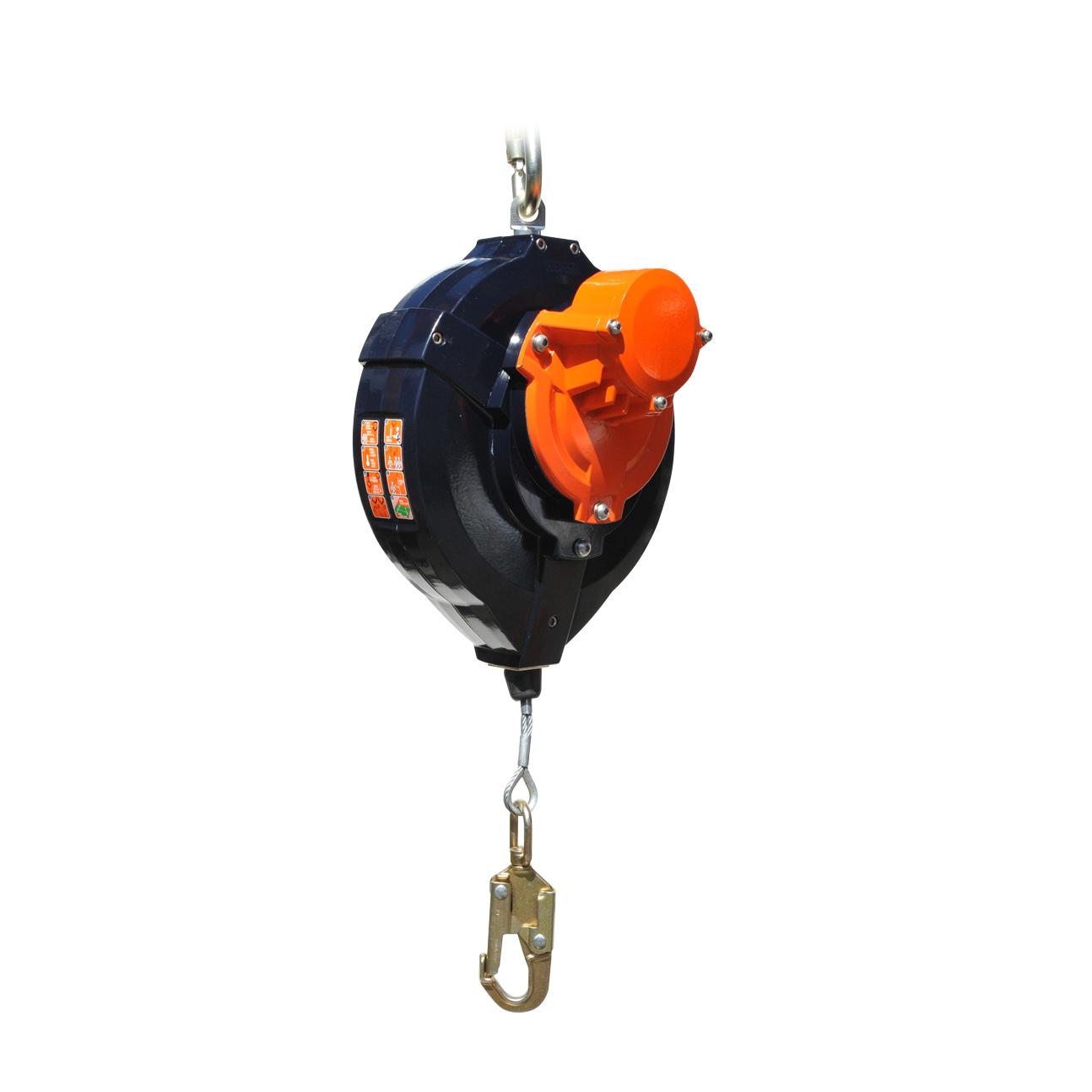 HONOR Evacuatie toestel PED33 PED15 Automatisch afdaaltoestel-voor-zelfredding tot 15 meter hoogte