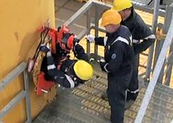 Redding en evacuatie ResueSlide Reddingsglijbaan