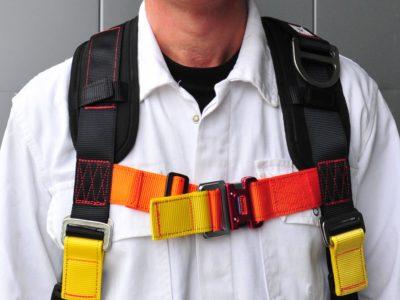 Veiligheidsharnas FBH-60 (universeel en brandweer)