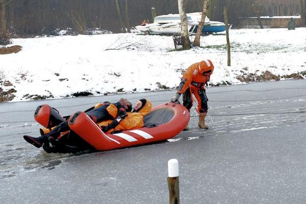 Rescue TIP BOARD reddingsvlot-water en ijsreddingen oppervlakreddingen drenkeling redden brandweer hulpdiensten