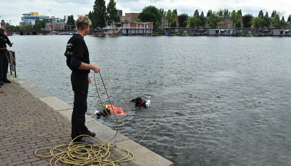 SEABOB Rescue waterjet voor varen en duiken