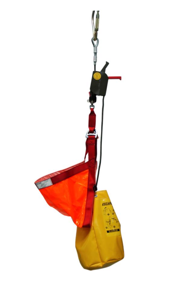 RG-200 Afdaal- & Evacuatiesysteem product