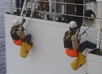 RG-200 Afdaal- & Evacuatiesysteem