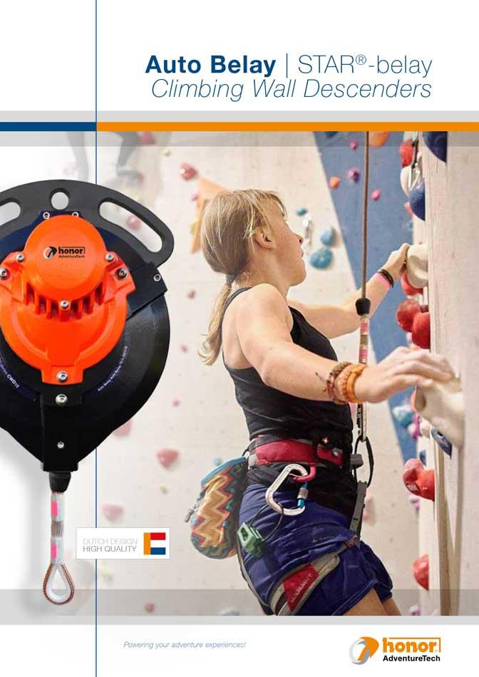 Brochure-Auto-Belay-_-STAR®-belay-Climbing-Wall-Descenders-_-English-2021-HONOR-AdventureTech