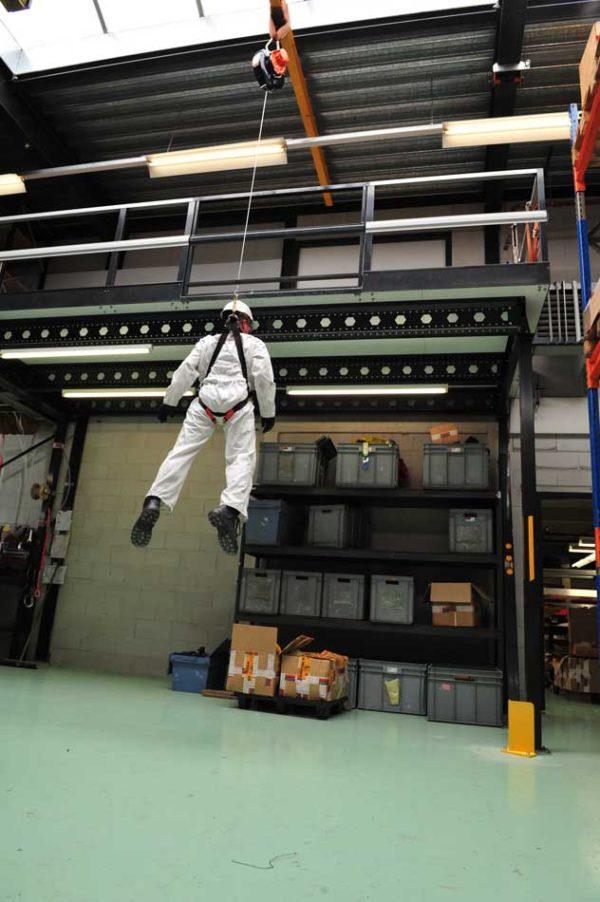 Evacuatie-toestel-PED33-automatisch-afdalen