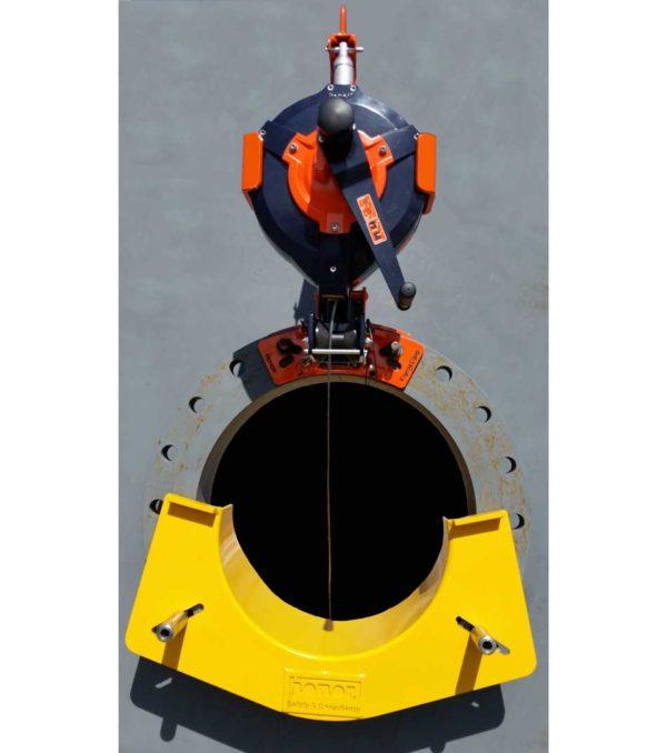 Flensklem-FAB15R-RescueSlide-voorzijde