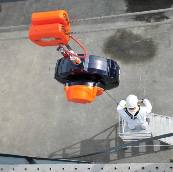 HONOR-Safety-&-Consultancy-STAR®-series-FPED15-antivaltoestel,-max.-15-m-met-automatische-daalfunctie