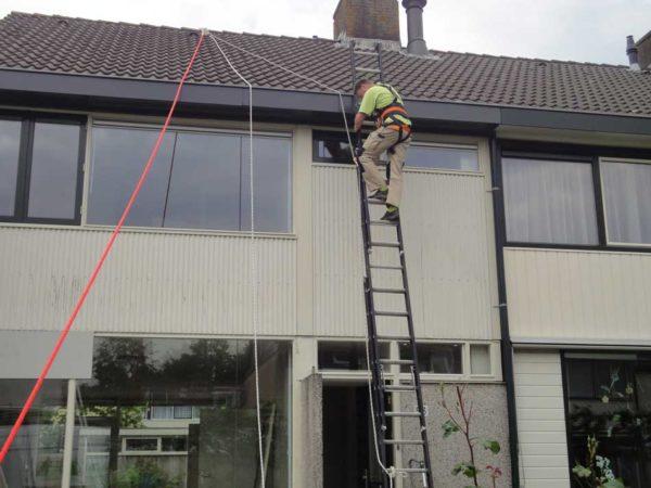 HONORoof®-Safety-daklijnsysteem-valbescherming-veilig-werken-daken