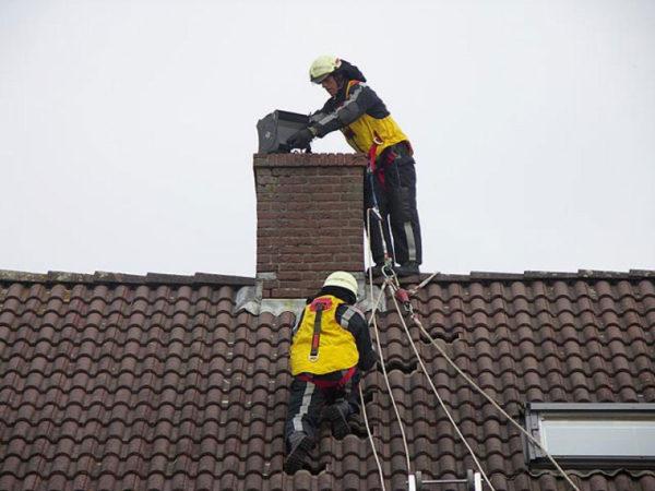 HONORoof®-Safety-daklijnsysteem-valbescherming-veilig-werken-daken-brandweer-02