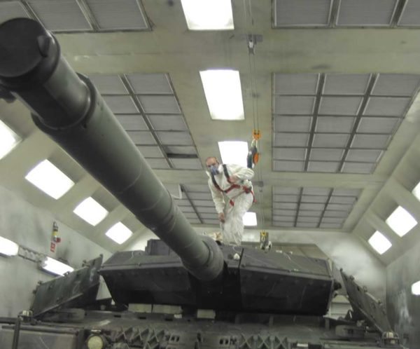HONORope-Double-Safe-valbeschermingssysteem-tank-spuiten