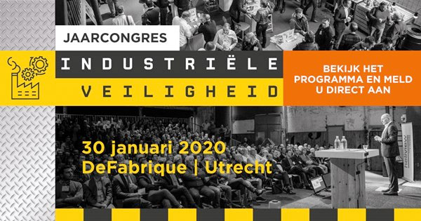 Jaarcongrens Industriele Veiligheid 2020 partner HONOR-Safety-&-Consultancy-Almere