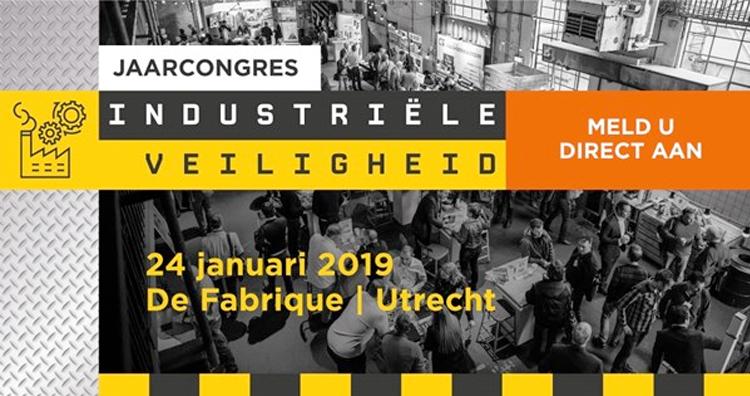 Jaarcongres-Industriële-Veiligheid 2019 DeFabrique