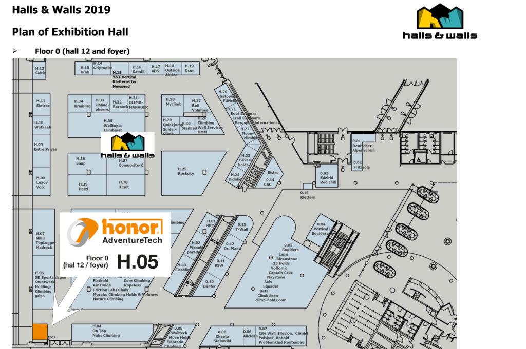 Halls&Walls 2019 HONOR