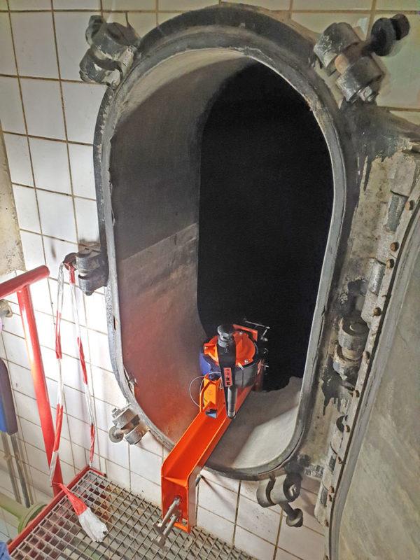 TankClamp-FAB15R-mangat-deur-besloten-ruimte