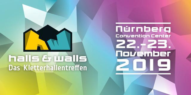 Halls&Walls 2019 Nurnberg HONOR climbing
